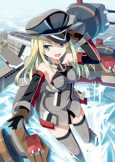 Kantai Collection | Bismarck