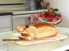 Open Gates Farm Bed & Breakfast | Fresh Home-Baked Bread!