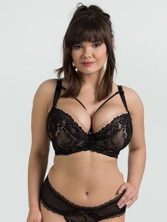 1aae339952 Ewa Michalak -- Full Bust Harness Bras to Rev Up Your Layering  Possibilities Plus Size