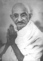 great leader mahatma gandhi essay