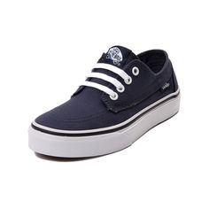 Youth Vans Brigata Skate Shoe