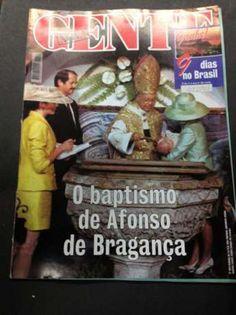 Baptizado de Afonso de Bragança