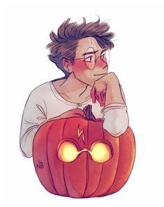 Happy Halloween! Art by Natello's Art