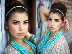 Amanda Holloway Senior Portaits - excellent article on this featured photographer