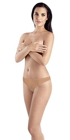 b2acb910f4c99 Hanro Womens Allure Thong Nude Medium    Read more reviews of the product  by visiting