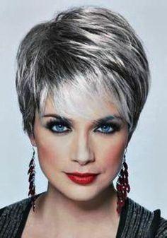 Ideas de cortes de cabello para mujeres maduras