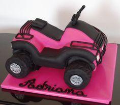 ATV - Cake by Pasiuneameadulce