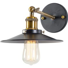 Found it at Wayfair - 1 Light Wall Sconce-this is it