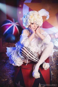 """ Doll | Kuroshitsuji: Book of Circus """