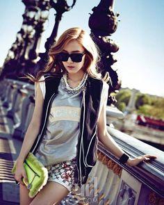 Jessica from Girls' Generation