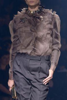 Lanvin at Paris Fashion Week Fall 2013 - StyleBistro