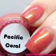 Ninja Polish // Pacific Coral