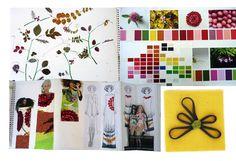 Fashion and Textile Design: Eva Kittlesen
