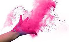 Holi Color Powder Bulk by Chameleon Colors - Pink - 25 lbs. Authentic Powder Paint For Color Race, Color War, Color Fight - Party or Any Event You Want to Make Colorful. Powder Pink, Face Powder, Gender Reveal Powder Bomb, Color Fight, Color Race, Holi Powder, Holi Colors, Chameleon Color, Little Princess