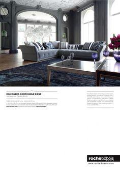 Catálogo Roche Bobois otoño-invierno 2015 - Contenido seleccionado con la ayuda de http://r4s.to/r4s
