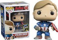 Funko Pop Wave!: Unboxing del Funko Pop! Unmasked Captain America