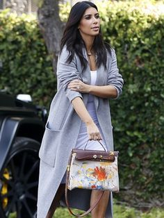 Hermès Bags Are Having A News Week Kardashian Kollection Style Kim