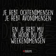 10.7K vind-ik-leuks, 619 reacties - #DARUM! (@darumnl) op Instagram: '#darum #weekend TAG EEN WEEKENDMENS'