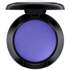 Mac Zinc Blue Matte Eye Shadow (€14) ❤ liked on Polyvore featuring beauty products, makeup, eye makeup, eyeshadow, mac cosmetics and mac cosmetics eyeshadow