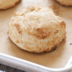 Sour Cream Drop Biscuits