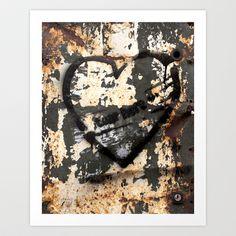 Tear here Art Print by Plasmodi - $16.00 Photo Art, Street Art, Art Prints, Frame, Decor, Art Impressions, Picture Frame, Fine Art Prints, A Frame