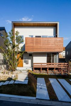 Architecture Japanese Modern House Design | Japanese Style House by ...