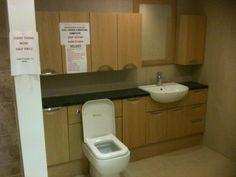 Bathroom Fitted Furniture · $25.00 Fitted Bathroom Furniture, Furniture Deals, Toilet, Sink, Fitness, Home Decor, Sink Tops, Flush Toilet, Vessel Sink