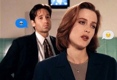 X-FILES IS COMING BACK. IT'S COMING BACK. EVERYONE BE CALM.(by dreambeam)