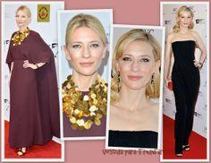 Espectacular Cate Blanchett de Valentino y Givenchy en el Festival de Cine de Dubai
