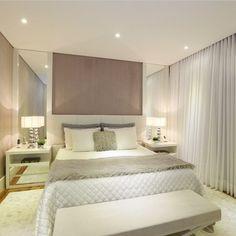 Que quarto tudo de maravilhoso!!!! @moniserosaarquitetura você é o máximo, minha querida. #Padgram