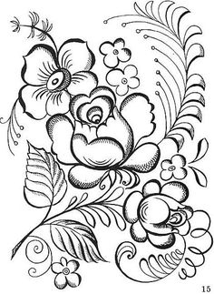 Embroidery Stitches Cross Stitch on Embroidery Stitches In Cebu off Embroidery Designs Machine Free half Embroidery Machine Hobby Lobby, Embroidery Jersey Jacobean Embroidery, Folk Embroidery, Embroidery Patterns, Embroidery Stitches, Coloring Books, Coloring Pages, Rosemaling Pattern, Embroidered Bird, Flower Sketches