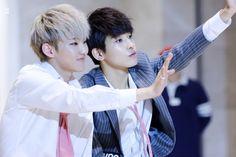 Hoshi & Wonwoo