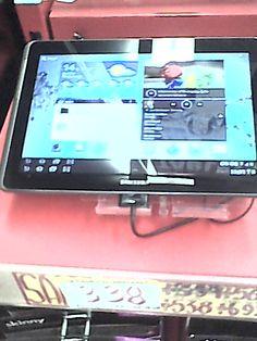 Jamie, JB Hifi.  Samsung 16Gb Tablet, $338.00