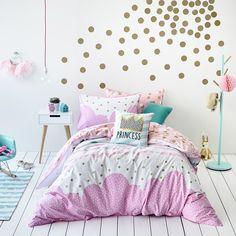 Adairs Kids Belle Bedlinen - Bedroom Quilt Covers & Coverlets - Adairs Kids online