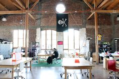 some very cool images of the Santiago #Makerspace