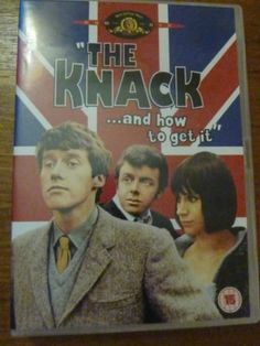 Richard Lester's The Knack And How To Get It (DVD, 2004)