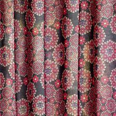モダンデザインのインテリアファブリック/Permanence/SP FABRIC × RECORDS Curtains, Fabric, Prints, Tejido, Blinds, Tela, Cloths, Fabrics, Draping
