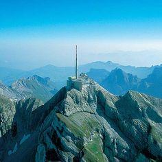 Säntis-Schwebebahn - Appenzellerland - Urlaub in der Schweiz