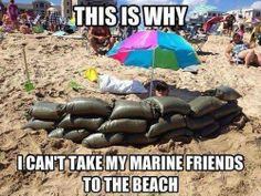 #Marines hit the #Beach