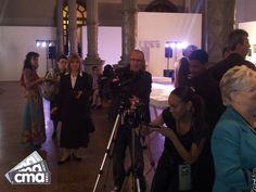 British - Uzbekistan cultural exchange fashion show