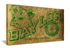 Great vintage Baylor canvas art. http://www.shop.47straightposters.com/Vintage-Baylor-Canvas-Art-57Baylor.htm Baylor canvas art. Game room art. Father's Day gift ideas. Father's Day football gift ideas. Unique Father's Day gifts. When is Father's Day 2013? June 16th. Best Father's Day Gifts 2013!