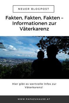Hier gibt es jede Menge Fakten und Infos rund um die Väterkarenz. #väterkarenz #karenz #elternzeit #papamonat #papazuhause