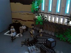 lego d day omaha beach moc