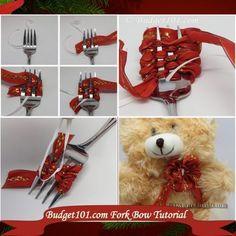 Fork Ribbon Tutorial