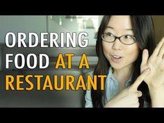 Korean Phrases: Ordering Food at a Restaurant — SweetandtastyTV Korean Phrases, Korean Words, How To Speak Korean, Learn Korean, Korea Trip, Restaurant Order, Korean Language Learning, Order Food, Kimchi