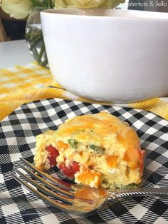 Instant Pot Crustless Veggie Quiche is a wonderful breakfast casserole or dinner idea that you can make in minutes in your pressure cooker. Grab the recipe for your family!