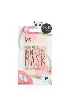 Awakening Ginseng and Eucalyptus Under Eye Mask - Beauty- Topshop Europe