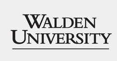 New students who are enrolling in a Walden University program are eligible to apply.