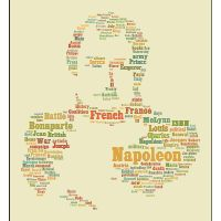 Similar to Wordle, but you can upload a photo and fill in the picture with words - French students use to fill in w/ adjectives about themselves