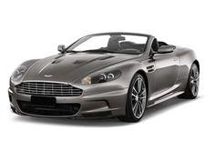 2012 Aston Martin DBS 2-door Volante